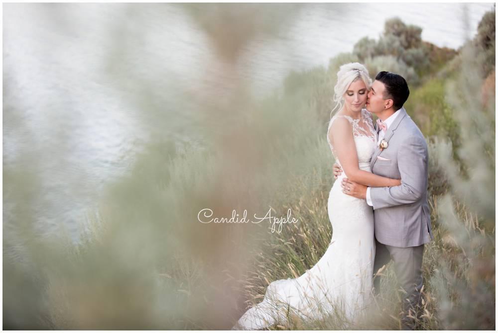 Nick & Shelby | Evolve Cellars Wedding