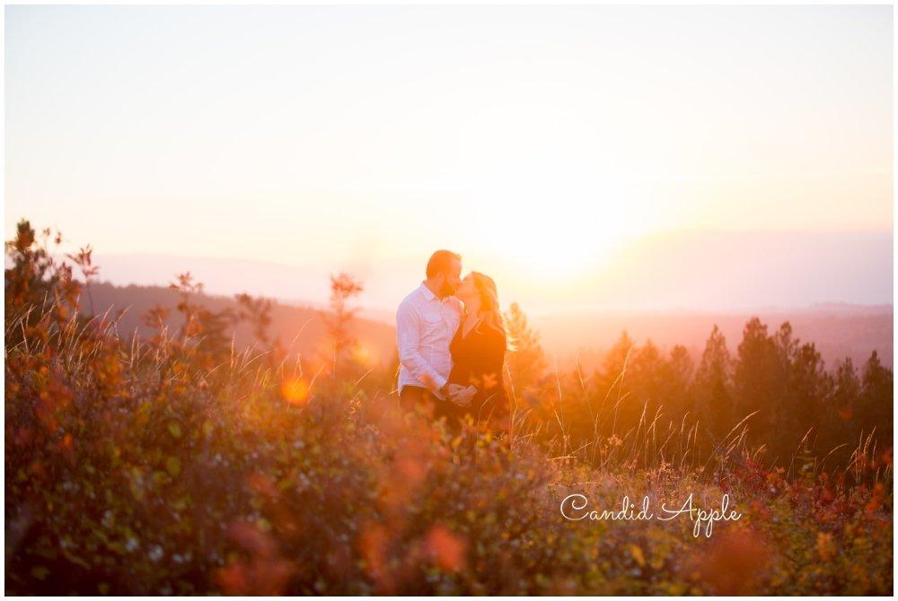 Ryan & Courtney | Kelowna Maternity