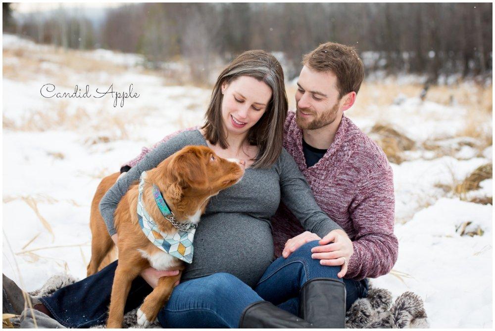 The Sunderland Family | Kelowna Maternity