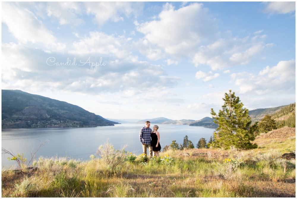 Dion & Staci | Kelowna Engagement