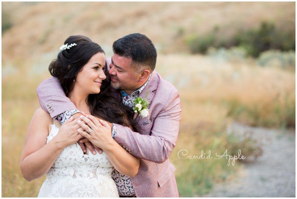 Stephanie & Ronny | Sanctuary Garden Wedding