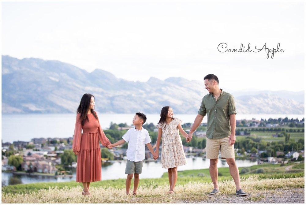 The Tse Family | West Kelowna Photography