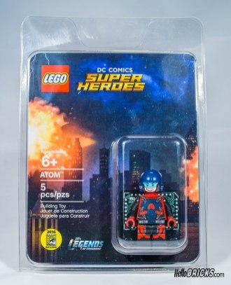 Exclusive SDCC 2016 Lego The Atom