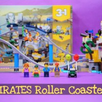 31084 LEGO Pirates Roller Coaster Main Build Review