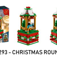 40293 - Christmas Roundabout revealed