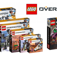 Six new LEGO Overwatch set images found on Target!