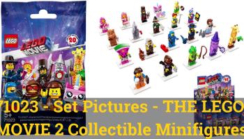 71023 LEGO Movie 2 Collectible Minifigures - Feb 2019