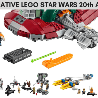 Lego Star Wars 20th Anniversary Sets In April 2019 Candidbricks