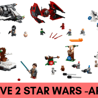 LEGO Star Wars 2019 Wave 2 - New York Toy Fair Reveal