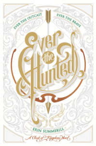 Ever The Hunted cover