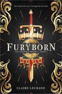 Furyborn Cover