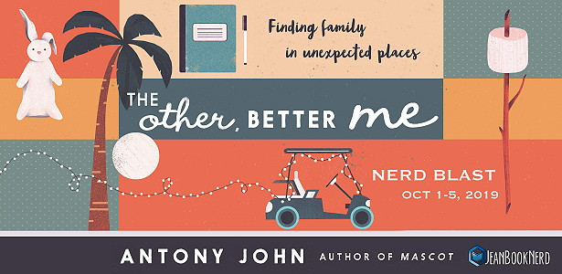 Book Blitz & Giveaway: The Other, Better Me