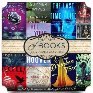 Book Giveaway Hop July 2018 New Releases The Candid Cover