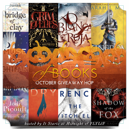 Book Giveaway Hop: October 2018 New Releases