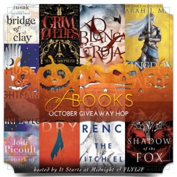 Image for October 2018 Book Giveaway