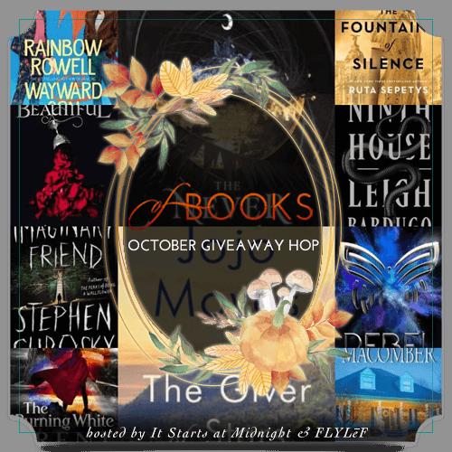 October 2019 Book Giveaway