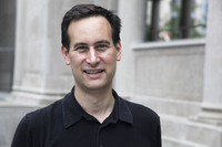 Image of David Levithan.