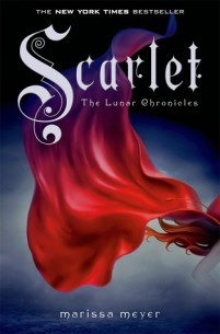 Cover for Scarlet