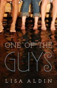 Book Review: One of the Guys by Lisa Aldin