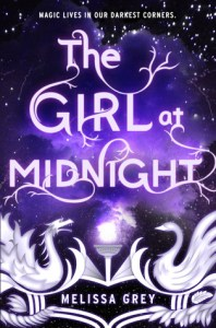 Review: The Girl at Midnight by Melissa Grey