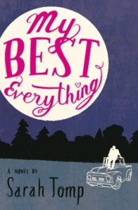 Book cover for My Best Everything by Sarah Tomp