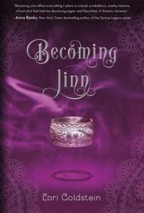 Mini Review: Becoming Jinn by Lori Goldstein