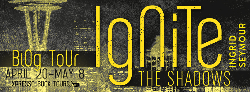 Blog Tour, ARC Review and Giveaway: Ignite the Shadows by Ingrid Seymour