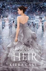 Book Review: The Heir by Kiera Cass