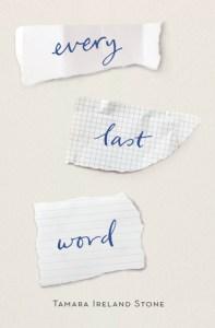 Review: Every Last Word by Tamara Ireland Stone