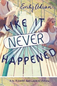 Book Review & Playlist: Like It Never Happened