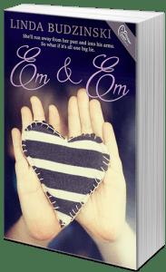 Book cover for Em and Em by Linda Budzinski.