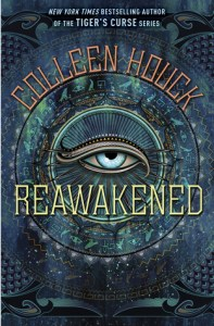Book cover for Reawakened by Colleen Houck