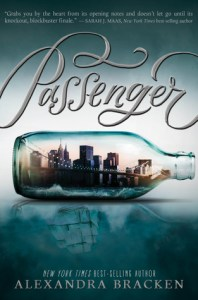 Book Review: Passenger by Alexandra Bracken