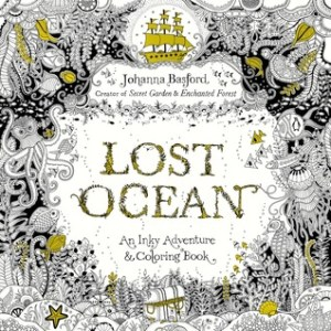 Lost Ocean Colouring Book Review