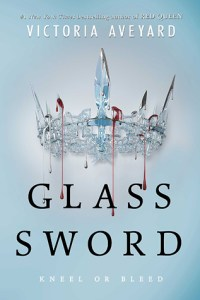 Book cover for Glass Sword by Victoria Aveyard