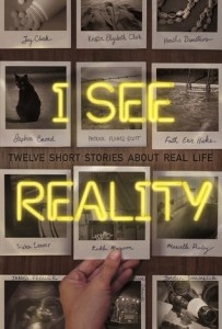 Book cover for I See Reality by Kristin Elizabeth Clark