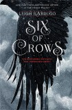 Book cover for Six of Crows by Leigh Bardugo
