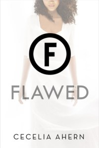 Book cover for Flawed by Cecelia Ahern