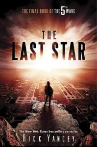 Book cover for The Last Star by Rick Yancey