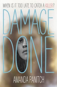 Book cover for Damage Done by Amanda Panitch