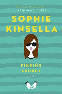 Book cover for Finding Audrey by Sophie Kinsella