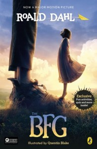 Book vs. Movie: The BFG by Roald Dahl