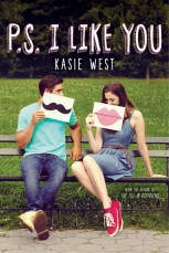P.S. I Like you by Kasie West.