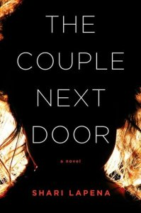 Book cover for The Couple Next Door by Shari Lapena