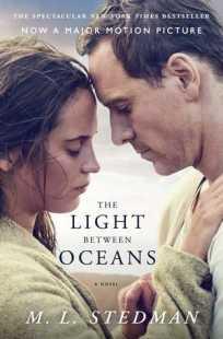 Book coverer The Light Between Oceans by M.L. Steadman