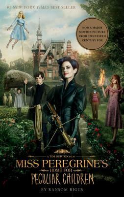 Book cover for Miss. Peregrine's Home for Peculiar Children by Ransom Riggs