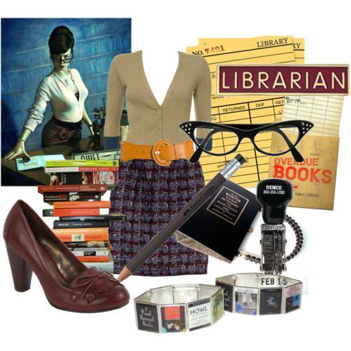 librarian-costume-idea