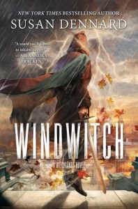 Book cover for Windwitch by Susan Dennard