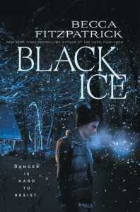 Book cover for Black Ice by Becca Fitzpatrick