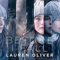 book cover for Before I Fall by Lauren Oliver